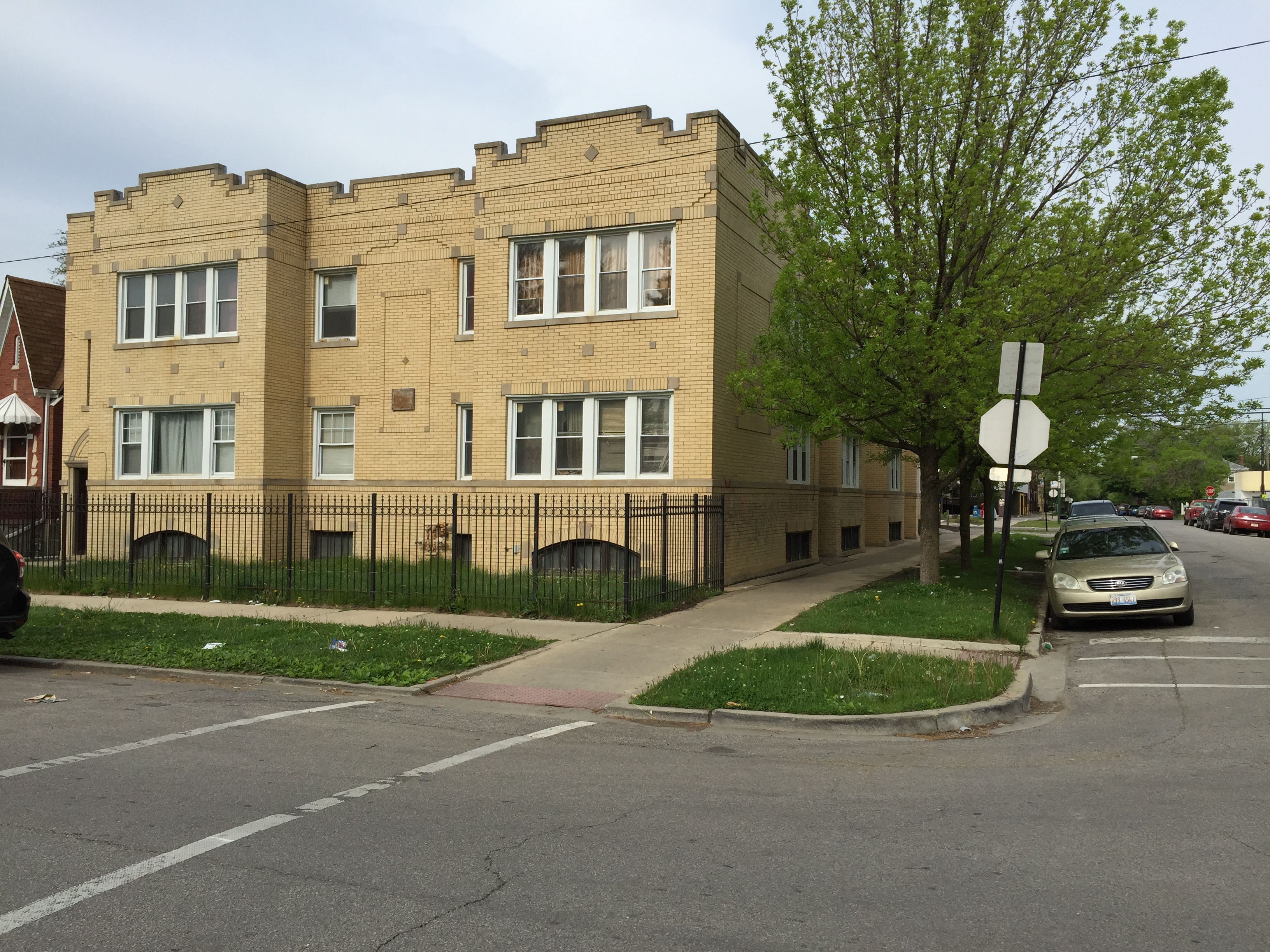 10 unit apartment building with upside potential for Residential lease for apartment or unit in multi family