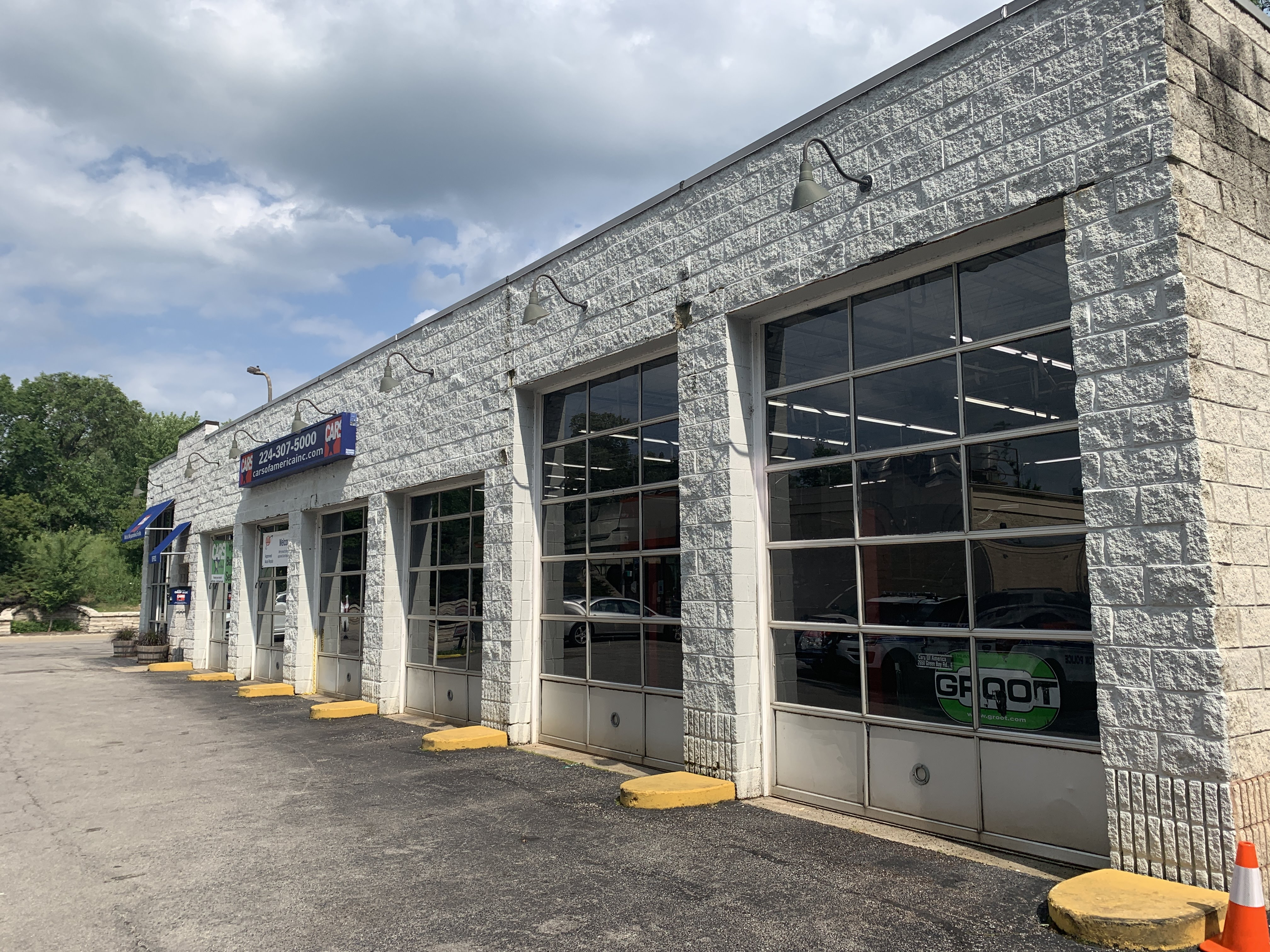 Bay Area Auto Auctions >> Auto-Repair Shop with 6 Bays For Lease