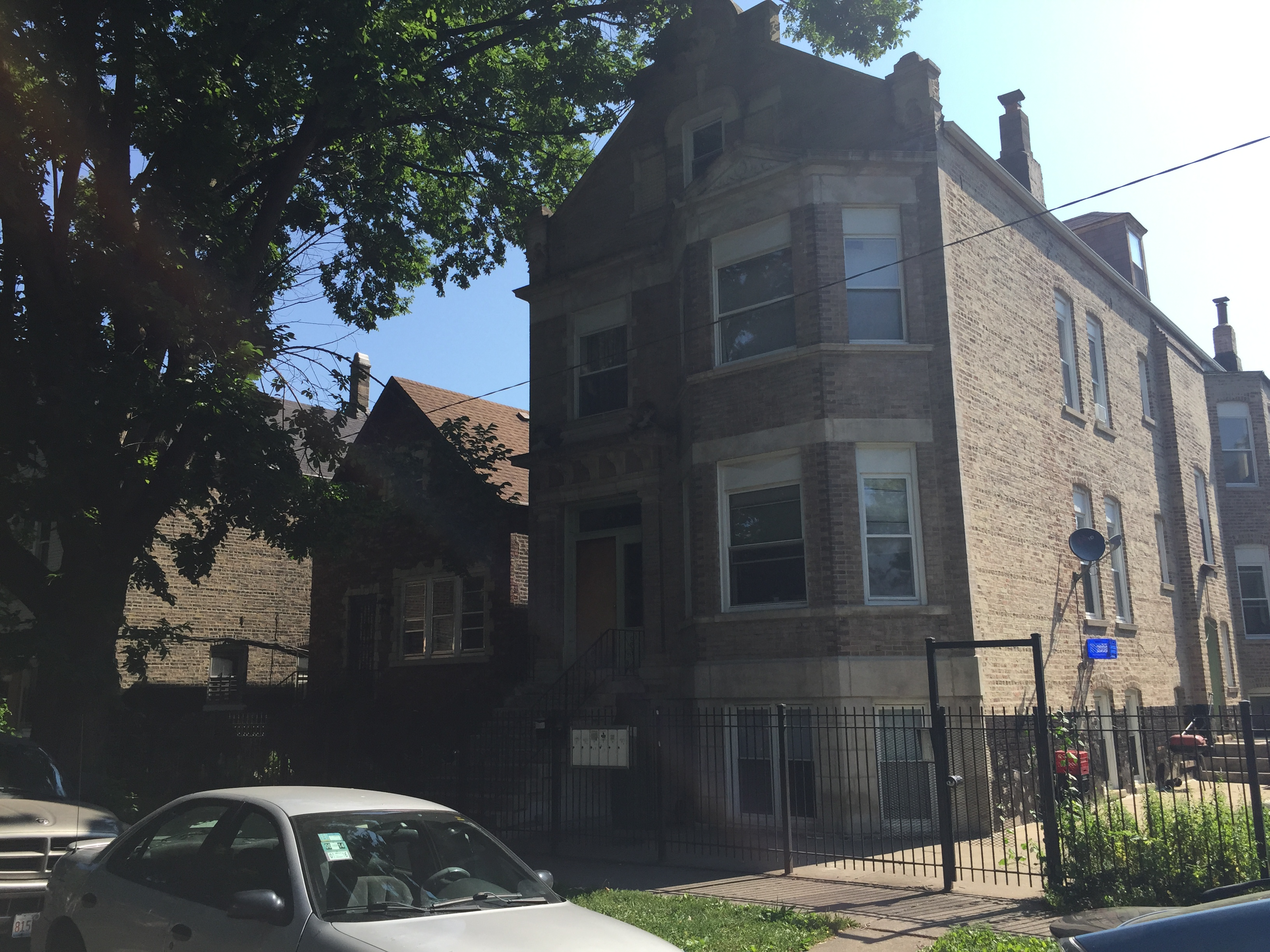 Eight unit apartment building in little village for 8 unit apartment building for sale
