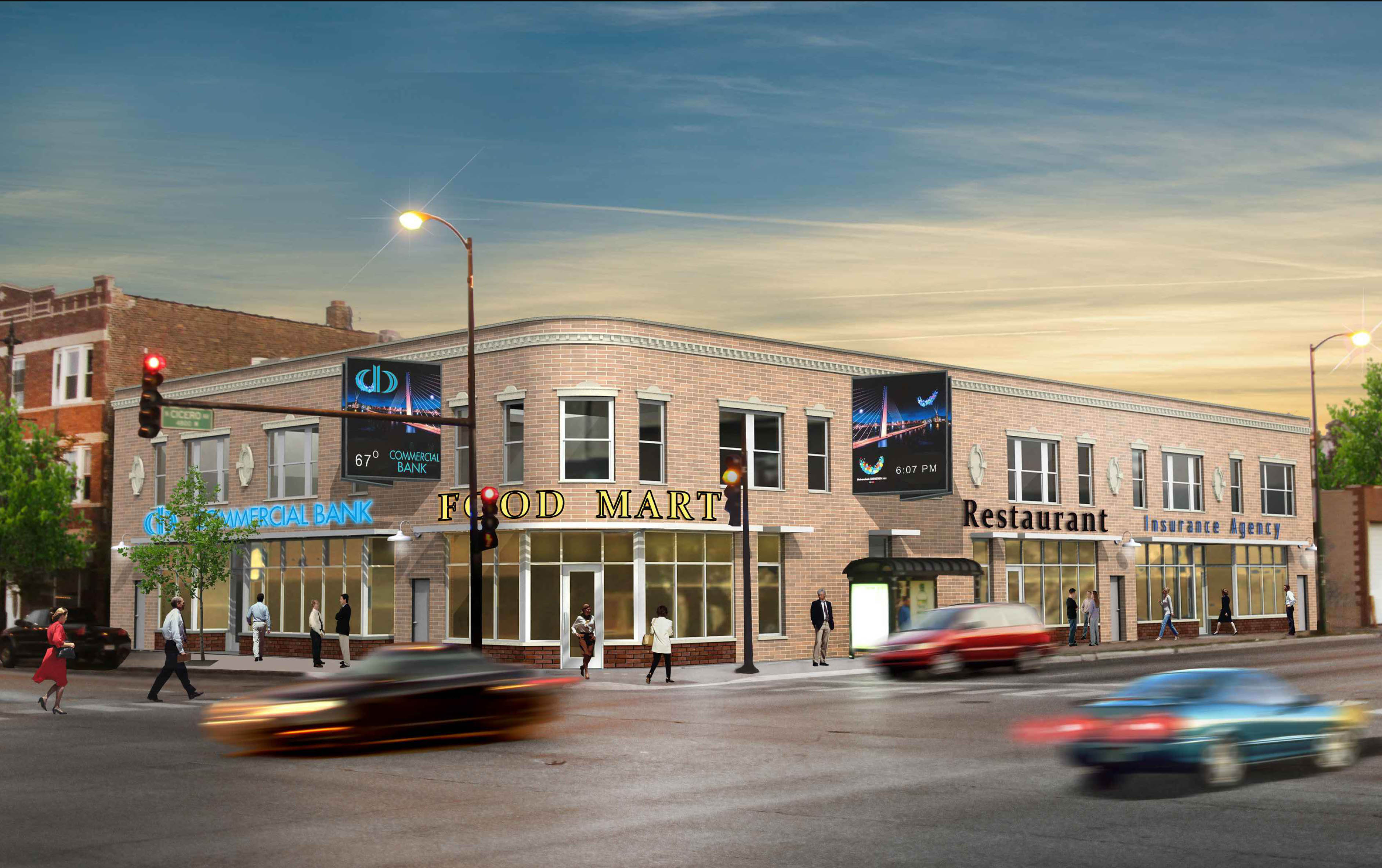 Retail Space at North and Cicero - 774.2KB