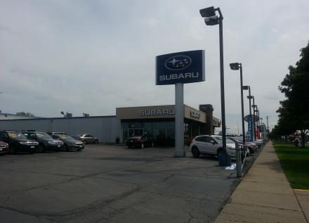 Leased Car Dealership in Joliet