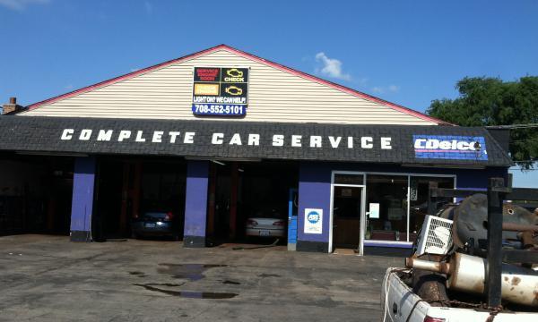 Auto Repair Shop On Archer In Summit Under Management