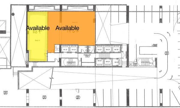 Retail Space Available In Chicago's Financial District