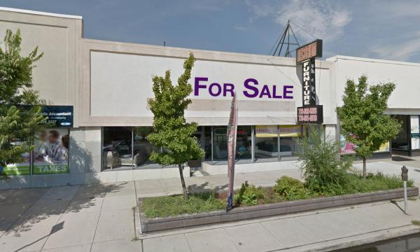 7 800 Sf Storefront With Large Showroom Near Harlem